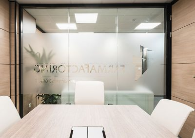 Farmafactoring Head Offices