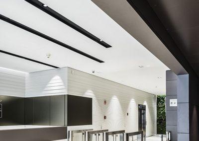 Lobby at Génova 27