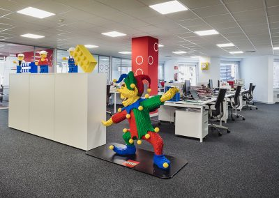 Lego Head Offices